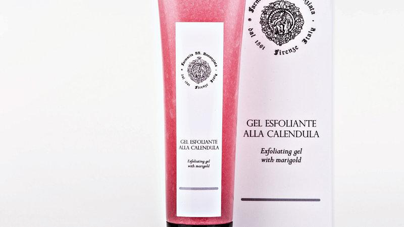 GEL ESFOLIANTE ALLA CALENDULA - 100 ml