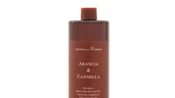ARANCIA & CANNELLA - RICARICA 500 ml
