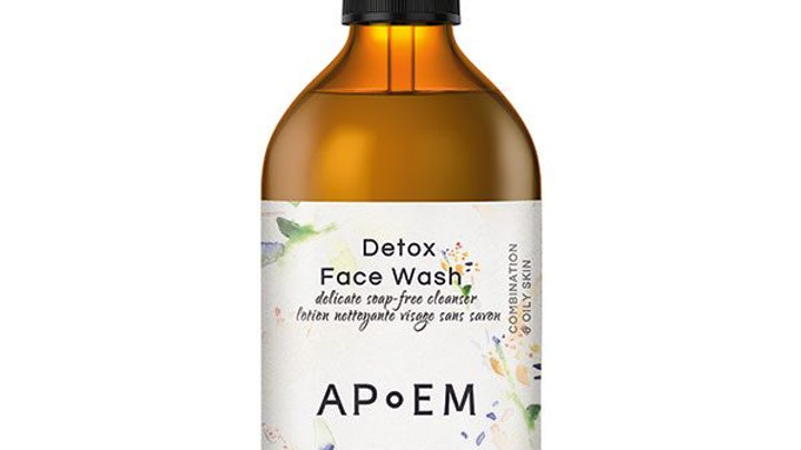 DETOX FACE WASH - 300 ml