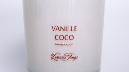 CANDELA PROFUMATA VANILLE COCO - 180 gr
