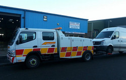 Fleet Maintenance and Recovery