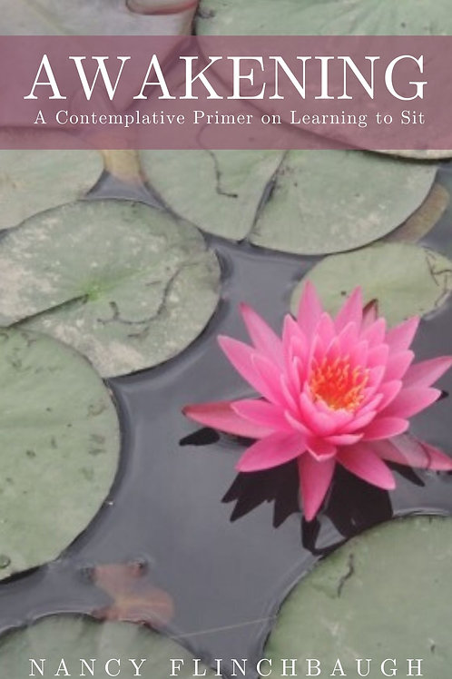 Awakening: A Contemplative Primer on Learning to Sit by Nancy Flinchbaugh