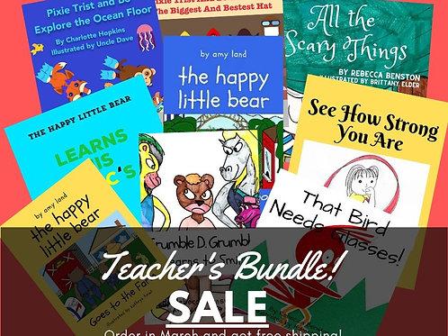 Teacher's Bundle - 9 Great Children's Books!