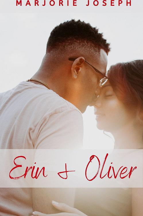 Erin & Oliver by Marjorie Joseph
