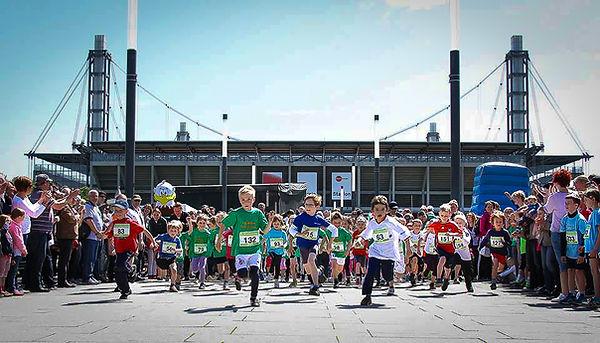 Stadion Run, Absicherung Events, Absicherung Laufveranstaltung, Sicherheit Laufveranstaltung