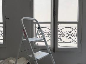 21 rue de Seine - 10年目の改修工事