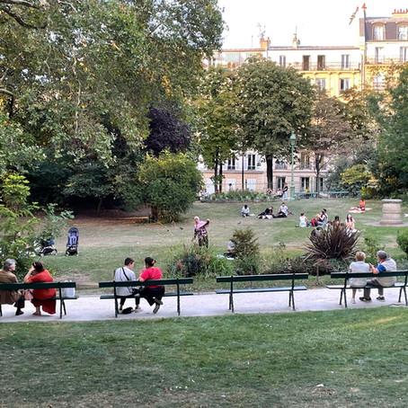 Musings During 24 hours in Paris