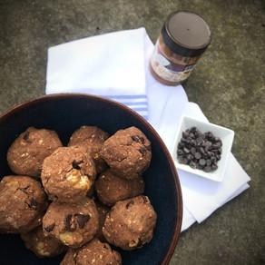Almond Butter Protein Truffles - The New Go-To Dessert