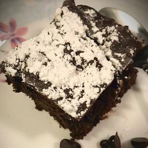Healthy-ish Protein Brownies