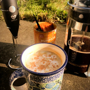 Make a PSL (Pumpkin Spice Latte) at Home