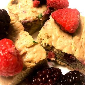 Protein Breakfast Cake