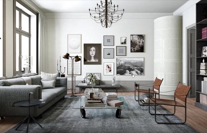 Making Of Interior Design