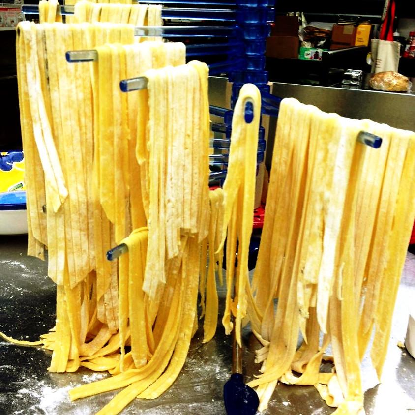 Homemade Pasta Date Night 4.19
