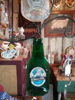 Pressed Bottle Ornament