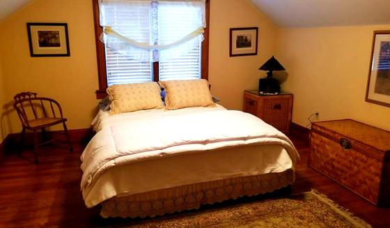 Golden Comet Bedroom