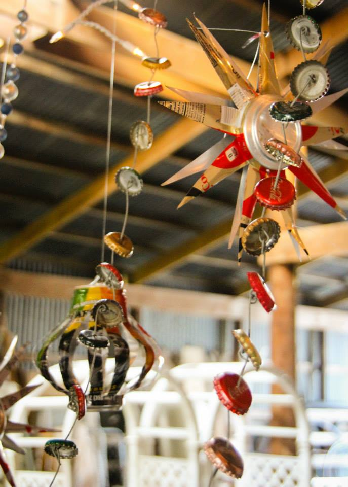Soda Cans Ornaments