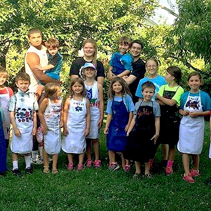 Kids Cookin' on the Farm Day Camp July Session 2019