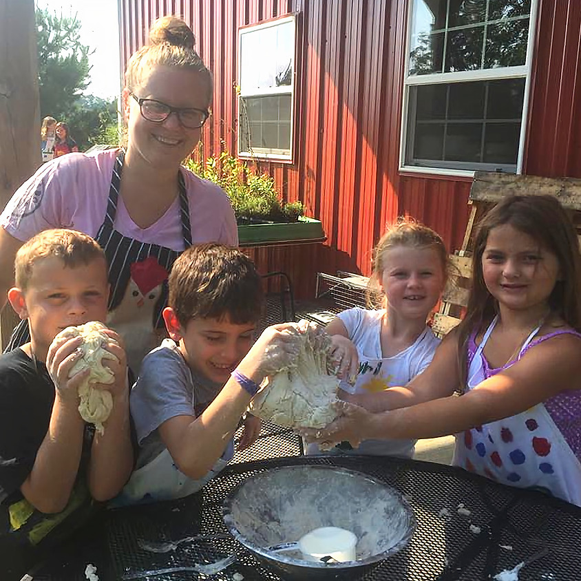 2021 Kids Can! Cook Camp: K - 5 Session One