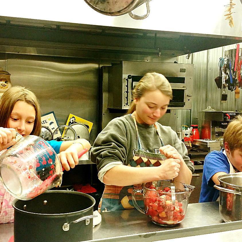 Tweens Can! Cook Camp - Fifth thru Ninth Grade