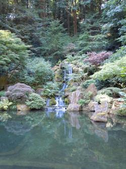 Washington Park Japanese Garden 2011 (73