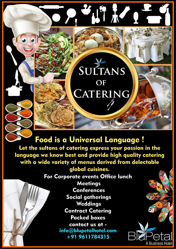 best catering in bangalore