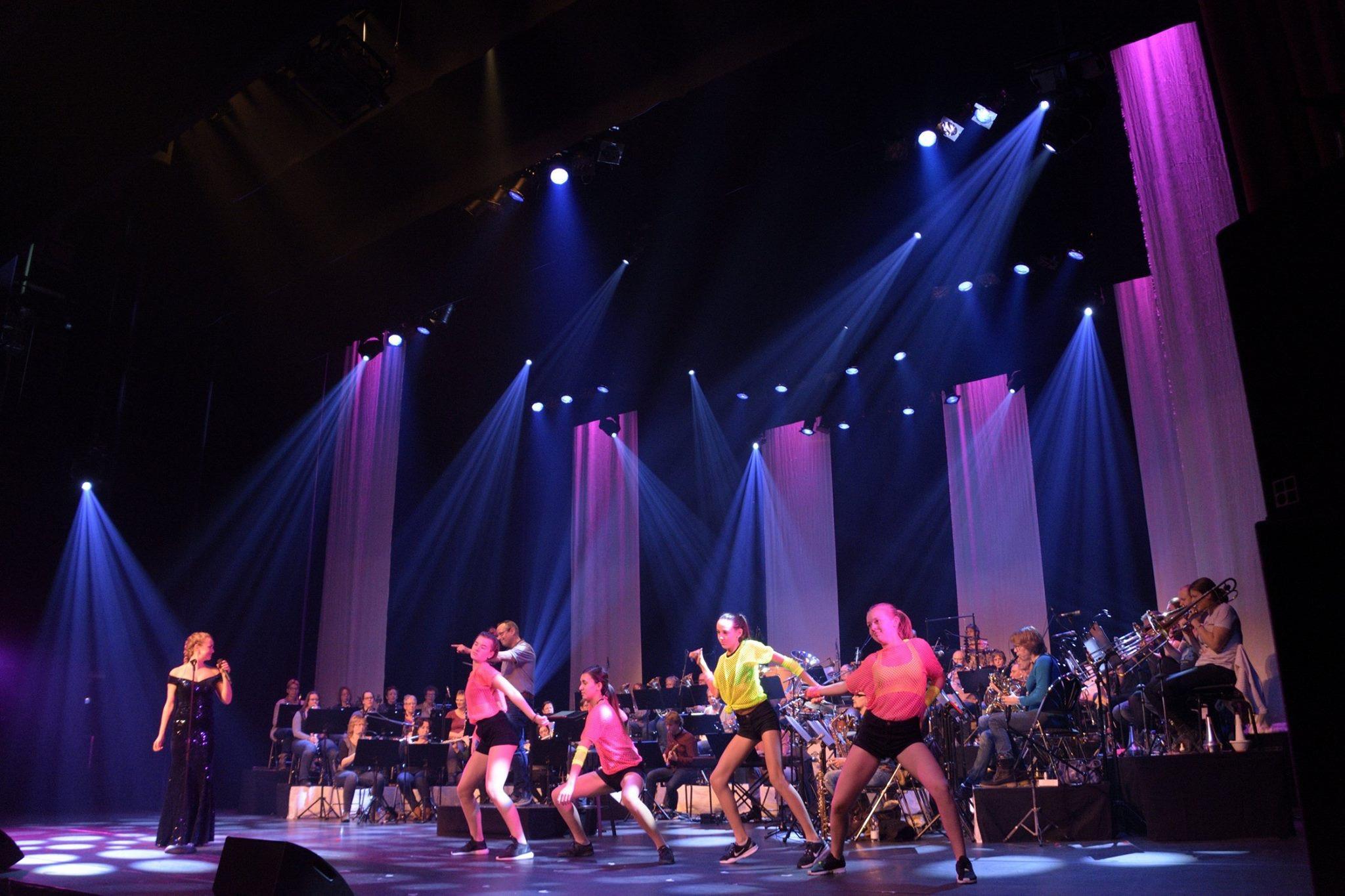 Zaans Showorkest, Sparkling Diamonds, 2017