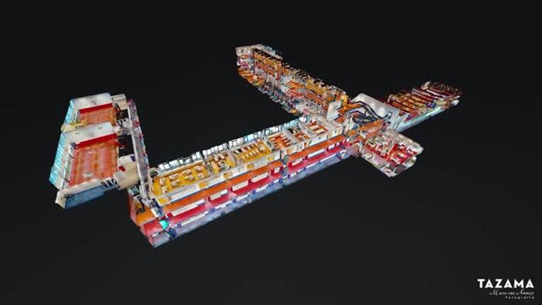 Preview 3D omgeving Zaanlands