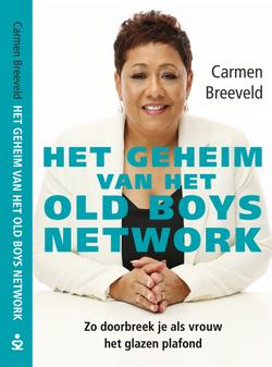 Boekcover 'Het geheim van het old boys network'