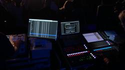 Showtech & Mission control