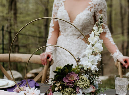 SSWPCA: Crystals & Succulents | Katie Daisy Photography