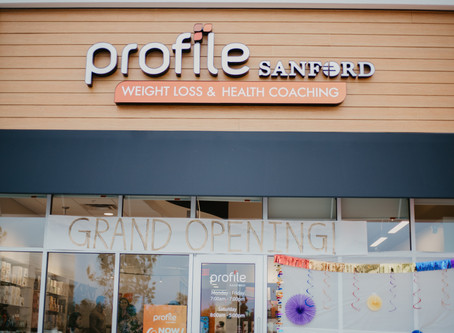 PROFILE SANFORD: DAY ONE, NEW ME!