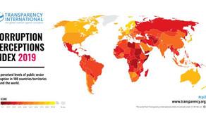 2019 оны Авлигын индексийг Transparency International танилцуулж байна.