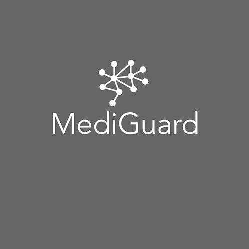 MediGuard (40€ once + 16€/month)