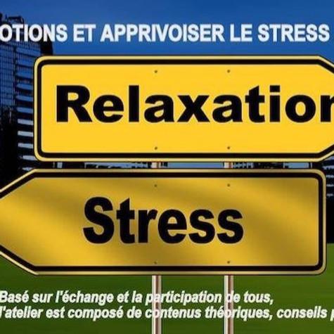 Vivre ses émotions & apprivoiser le stress au quotidien