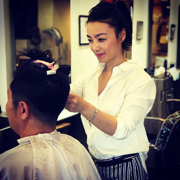 Meet Linda RT7's Owner, Head stylist, an
