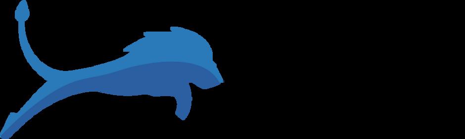 logo LOYAL blu trasparente .png