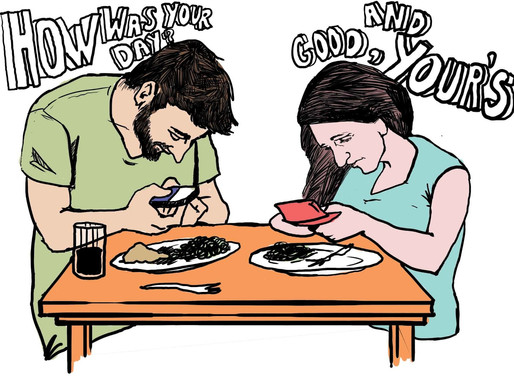 Technology free Tuesday...and other ways to start your internet fasting…