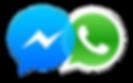 Messenger y whatsapp.png