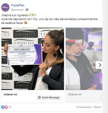 Anuncios en Facebook o Instagram - ARIST