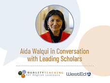 Conversation with Leading Scholars
