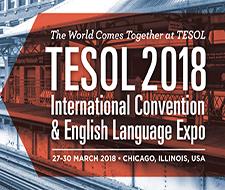 TESOL INTERNATIONAL CONVENTION & ENGLISH LANGUAGE EXPO