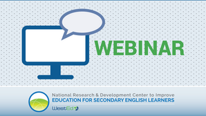 Webinar on Classroom Discourse January 19th
