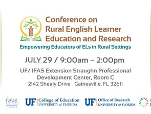 Conference on Rural English Learner Education and Research, CREER