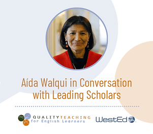 Aida Walqui in conversation with leading scholars