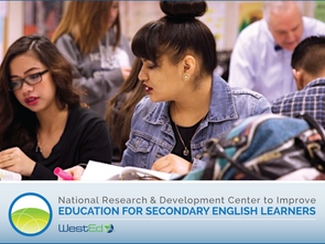 National R&D Center to Improve Education for Secondary English Learners Resources