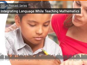 Integrating Language While Teaching Mathematics