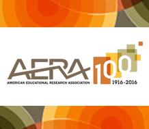 AERA2016 ANNUAL MEETING