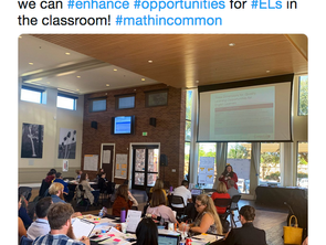 Math in Common Fall Convening