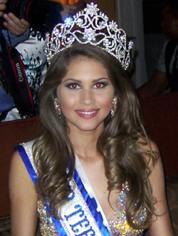 Teen World 2012 ~ Gabriele Marinho ( Miss Brazil )