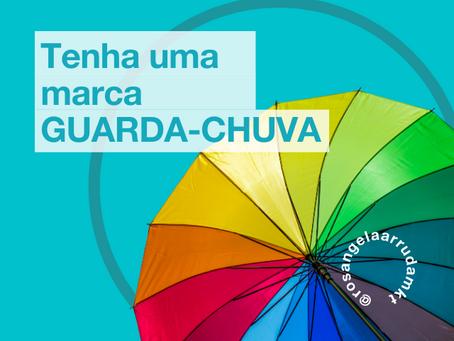 TENHA UMA MARCA GUARDA-CHUVA